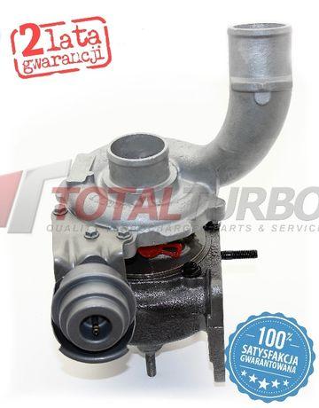 Turbosprężarka turbina Volvo S40 I 1.9 D Volvo V40 1.9 D