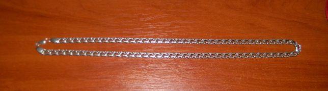 """Продам серебряную цепь """"Бисмарк"""" 925 пробы, 58 см., 30 грамм."""