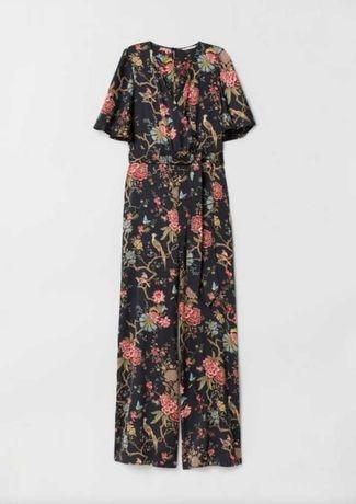 Ромпер H&M цветочный принт