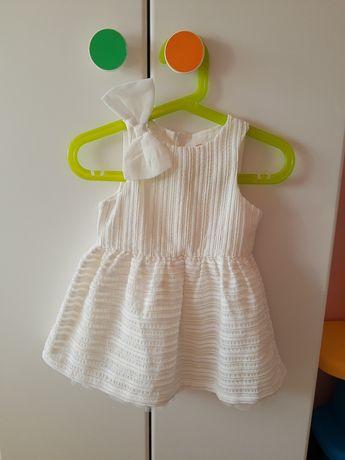 Chrzest / roczek sukienka okolicznościowa dla dziewczynki