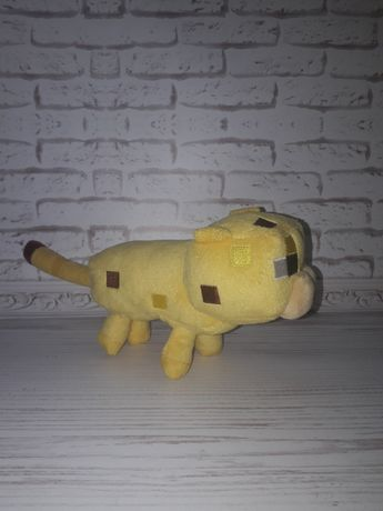 Мягкие игрушки Майнкрафт Крипер оцелот minecraft mojang оригинал овечк