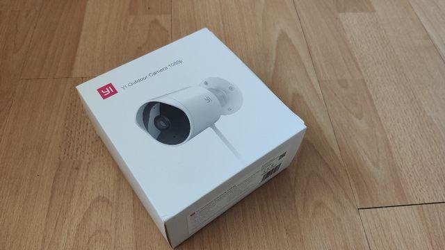 Kamera IP yi outdoor camera 1080p WiFi microSD monitoring