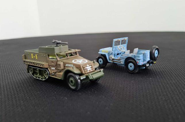 Модели военных машин. Corgi