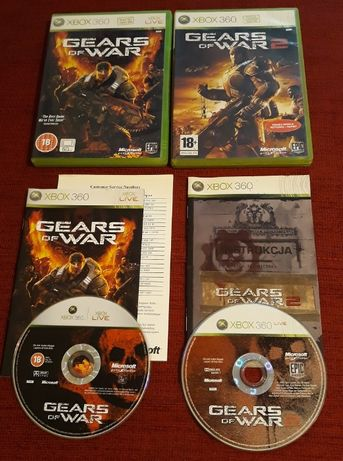Gears of War / Gears of War 2 XBOX 360
