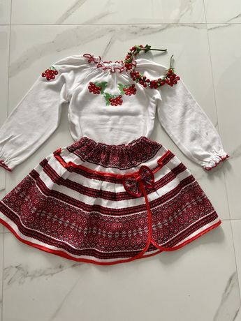 Набор Вышиванка + юбка