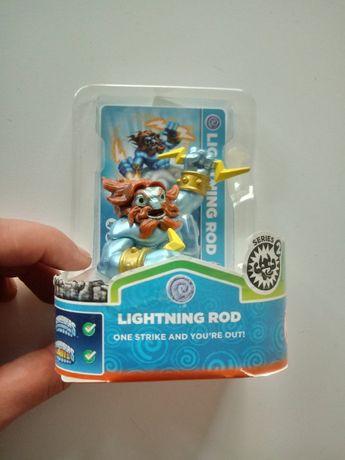 lighting rod skylanders