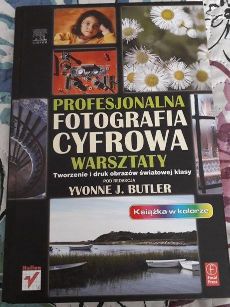 Książka profesionalna fotografia cyfrowa Warsztaty rezerwacja