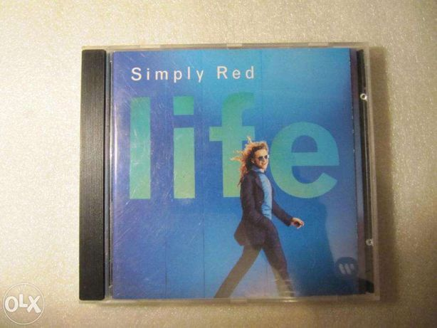 Диск Simply Red CD Life