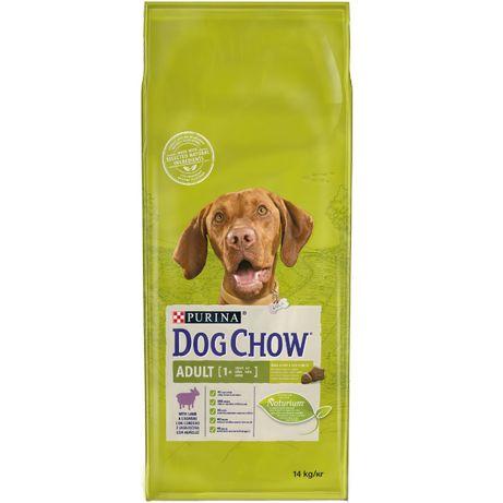 Ração Cão Purina Dog Chow Borrego 14kg