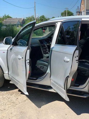 Дверь Передняя Задняя Audi Q7 Двери Двері Ауди Ку7 Ауді Кю7