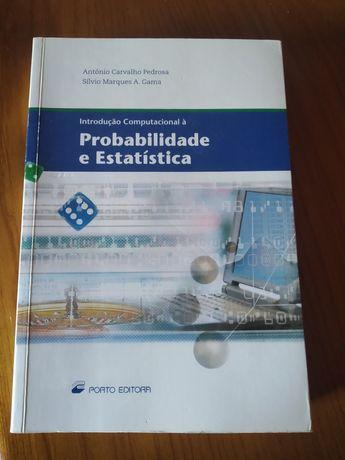 Livro Probabilidades e Estatística