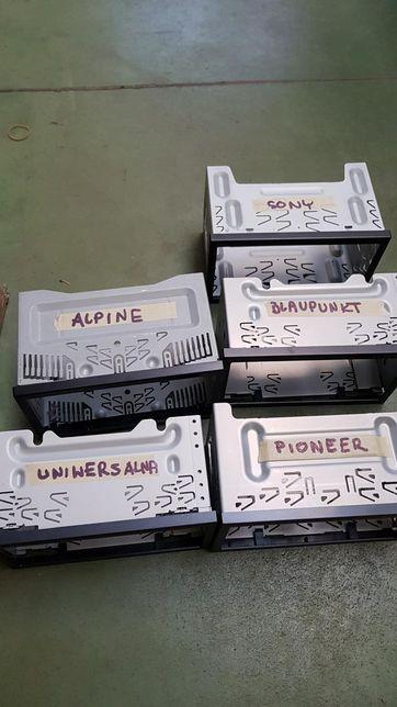Kieszeń +ramka 2din Pioneer Sony Alpine uniwersalna
