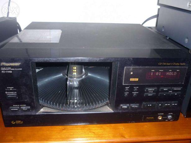 Pioneer / Jukebox / 100 Cd's