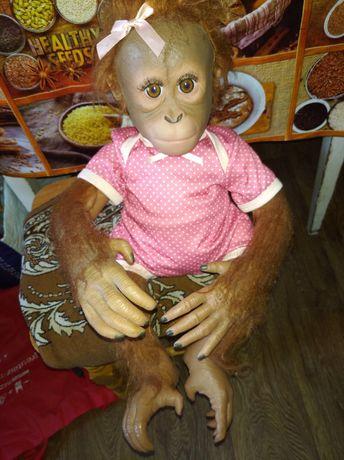 Мавпа реборн, обезьянка реборн Ештон Дрейк