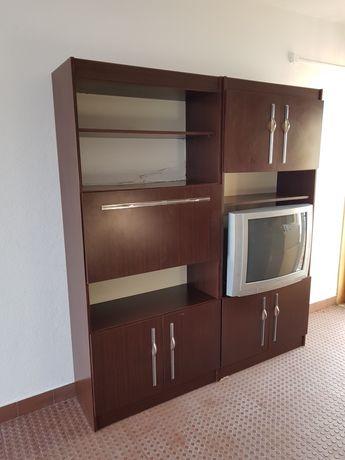 Móvel sala para TV + Estante