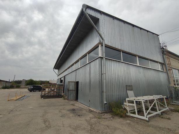 Сдам склады, ЦЕХ, 270-910 кв.м с кран-балкой 2-3 т