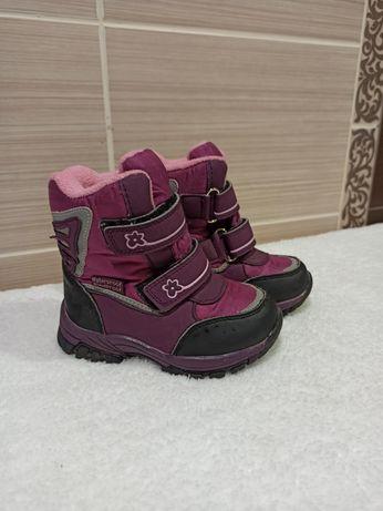 Чоботи 24 р 15.5 Tom m, B&G термо сапоги ботинки