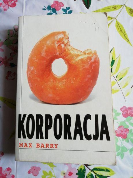 Książka: Korporacja - Max Barry