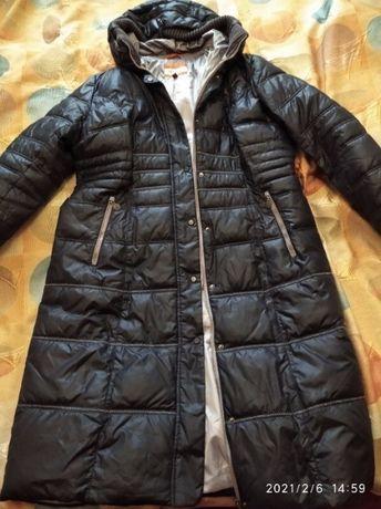 Зимнее пальто р.54-56