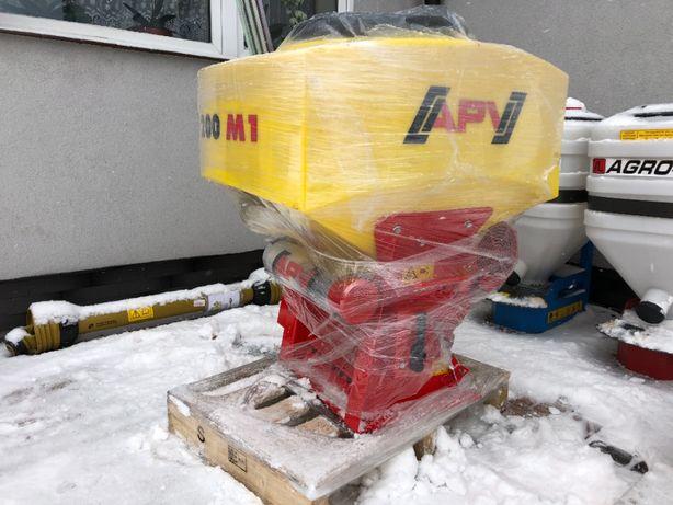 APV PS 200 Siewnik poplonów traw Austria 8 rur wysiewających Agro masz