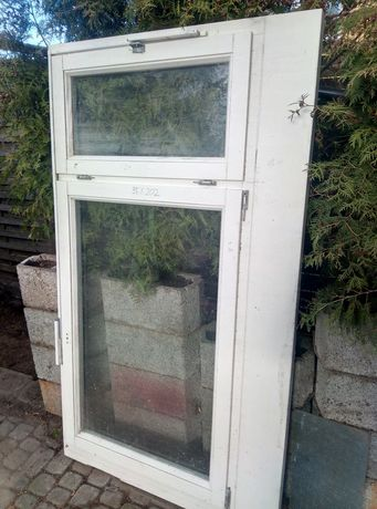 Okno drewniane nr1