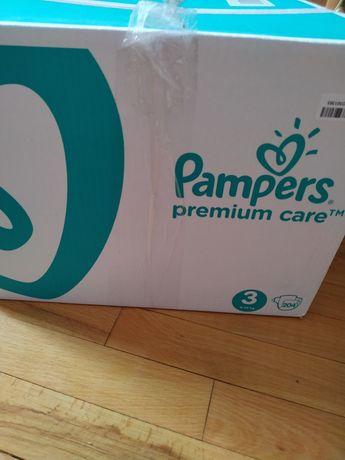 Pampers Premium Care 3, 204шт