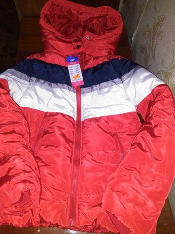 Дитячі курточки для дівчаток. Нові фірма Pepco. Розпродаж.