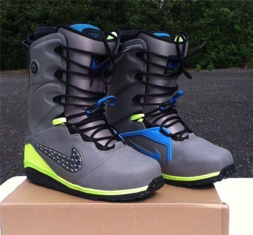 Сноубордические ботинки NIKE LUNARENDOR LED 2013 Burton DC shoes