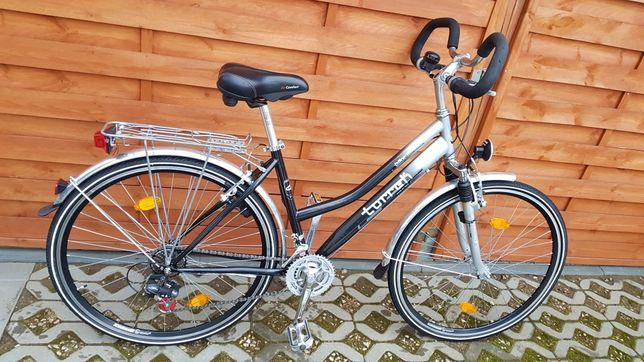 "ROWER Trekingowy/miejski  Torreth bike-affairs/amortyzator/Shimano/28"""