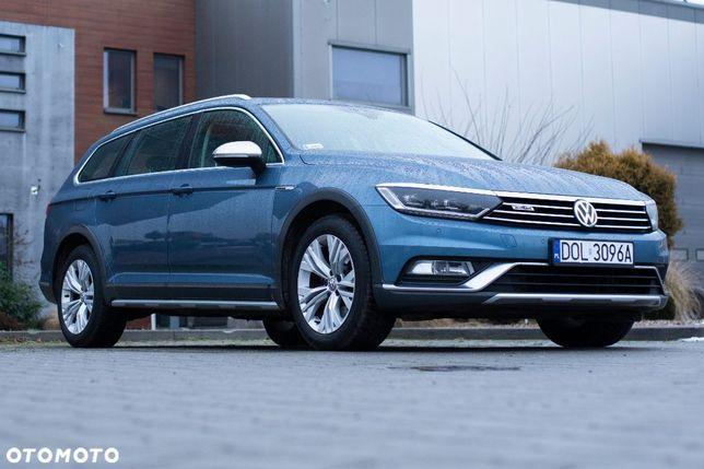 Volkswagen Passat VW Passat ALLTRUCK 2.0, 240KM, stan bardzo dobry, salon PL!!!