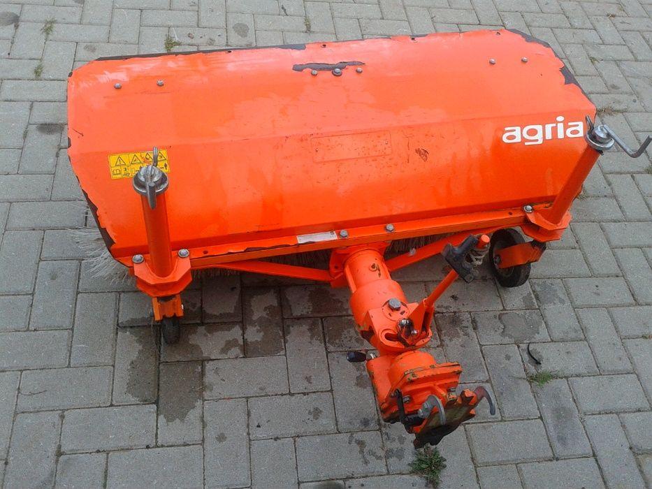 Traktorek Dzik Kosiarka listwowa zamiatarka glebogryzarka AGRIA Twardogóra - image 1