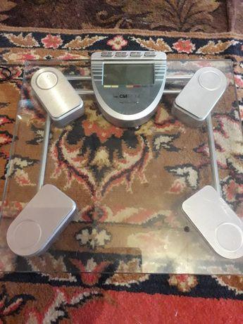 Весы cletronik с анализатором