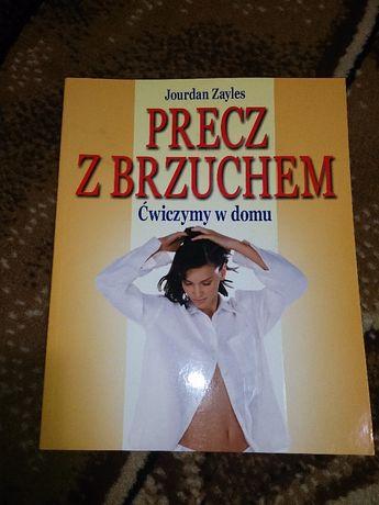 książka Jourdan Zayles - Precz z brzuchem