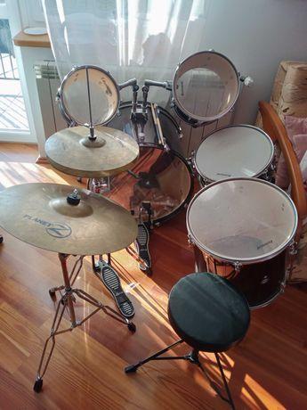 Perkusja do nauki gry