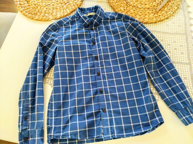 Koszula chłopięca H&M rozm.146