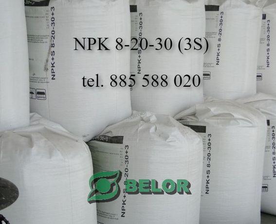 Nawóz NPK 8-20-30 / Saletra / Mocznik / Saletrzak / Ultra