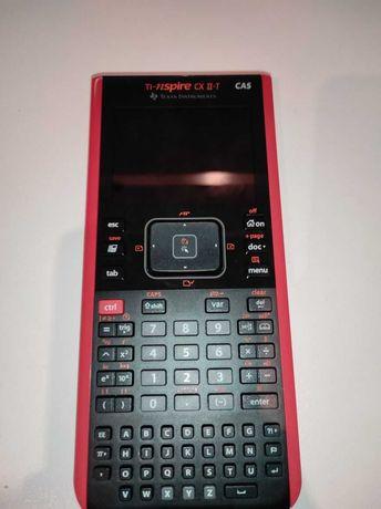 Calculadora Gráfica Texas Ti-Nspire CX II-T com muito pouco uso