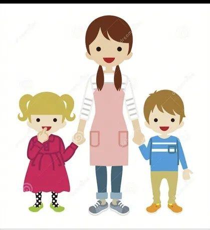 Babysitter de crianças