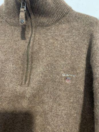 Джемпер свитер Gant на подростка 10-12лет оригинал lambs wool