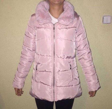 Zimowa kurtka damska