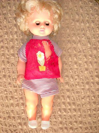 детская кукла из ссср