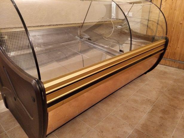 Холодильна вітрина / холодильная витрина Cold 1.3м, 1.6м, 1.85м, 2м.