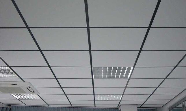 Армстронг,Грильято-монтаж подвесного потолка.