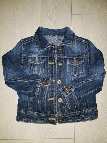 Kurtka jeansowa Zara rozm 98