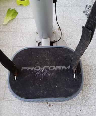 Plataforma vibratória Wellness Proform