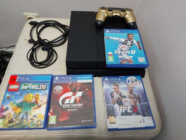 Sony PlayStation 4 1TB (CUH-1216B)