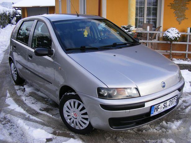 Fiat Punto 1,2 2003rok// klima// z Niemiec