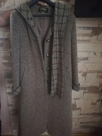 Jesionka damska długa płaszcz płaszczyk xl