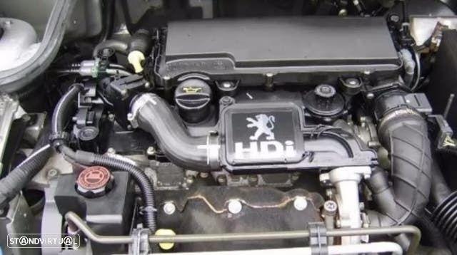 Motor 1.4hdi 8hz/8hx