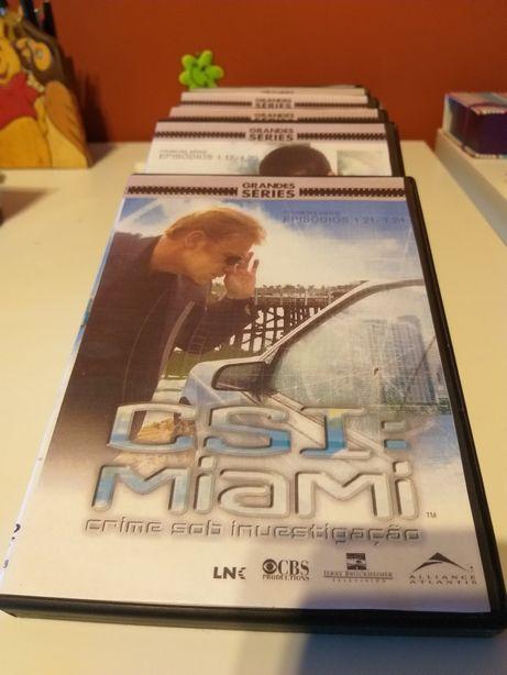 DVD CSI Miami 1 Temporada - Originais